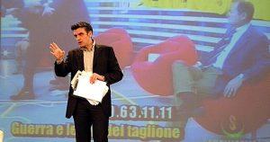 """Storie Italiane, Roberto Poletti: """"Venivo visto come un povero e uno straccione"""""""