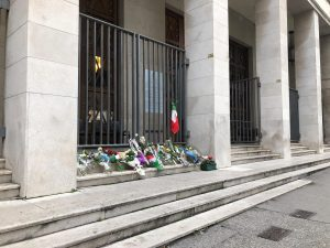 Sparatoria Trieste madre killer chiede perdono