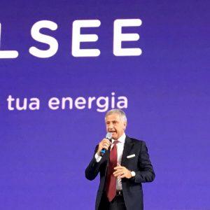 Il presidente di Presidente Axpo Italia, Salvatore Pinto