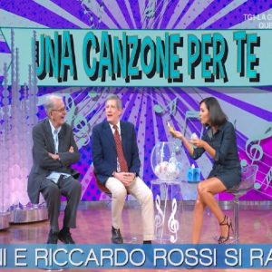 Vieni da Me, Riccardo Rossi