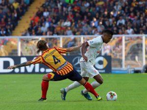 Rigore Lecce Juventus Petriccione Pjanic var assegnare tiro undici metri