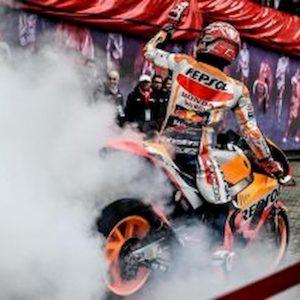 Roberto Ginetto Clerici dietro trionfi Marc Marquez MotoGP