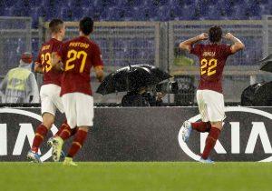 Roma Borussia gol Zaniolo