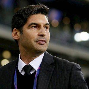 Roma Fonseca squalifica Dzeko maschera protettiva Sampdoria