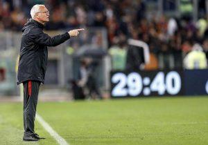 Sampdoria Claudio Ranieri allenatore scelto Ferrero passato Roma
