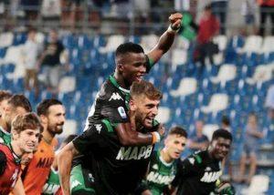 Sassuolo Fiorentina sospesa cori razzisti Duncan