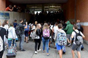 Scuola, emergenza ritardi: 16 mln di ore perse