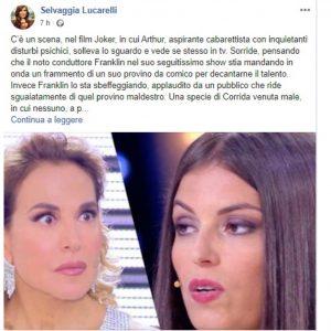 Selvaggia Lucarelli Sara Tommasi Barbara D'Urso