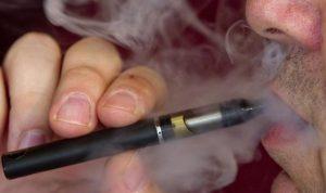 Sigaretta elettronica divieto regione Lazio