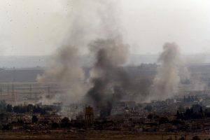 """Siria, la denuncia dei curdi: """"La Turchia usa bombe al fosforo e napalm"""""""