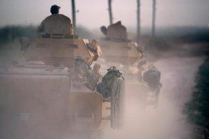 Erdogan invade la Siria, quando Saddam Hussein invase il Kuwait...