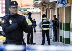 La polizia spagnola, Ansa