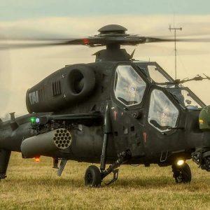 T129 Atak: l'elicottero turco costruito su licenza italianacon cui