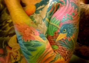 tatuaggio foto ansa