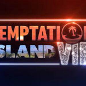 Temptation Island Vip Alex Belli Delia Duran