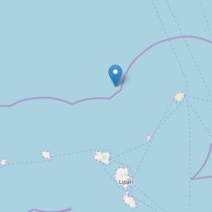 Terremoto Sicilia Eolie