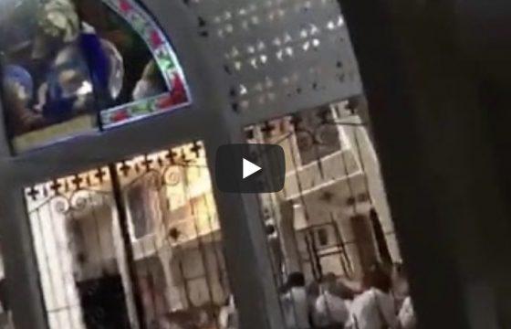 Terremoto Filippine, scossa 6.4: le urla di terrore dei fedeli riuniti in chiesa VIDEO