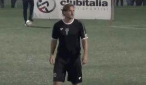 Totti tripletta Roma YouTube VIDEO gol alla sua vecchia squadra