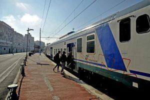 Un treno, Ansa