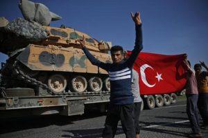 Siria, 60 civili uccisi in 3 giorni. Germania blocca la vendita di armi alla Turchia