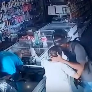 brasile rapina farmacia