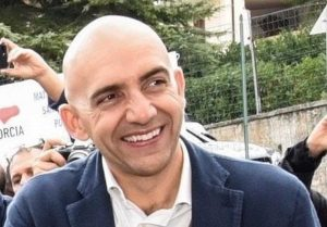 Regionali Umbria: chi è Vincenzo Bianconi, candidato M5s-Pd