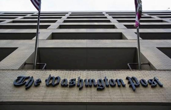 washington post, foto ansa