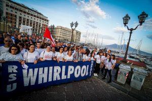 Whirlpool non vende più lo stabilimento di Napoli
