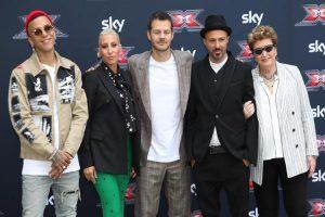 I giudici di X Factor, Ansa