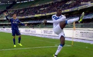Balotelli Verona Brescia Ansa