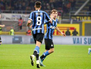 Barella Inter Verona gol più bello della mia carriera