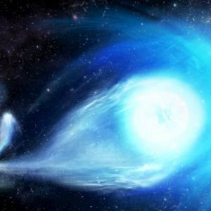 """Stella superveloce """"in fuga"""" dalla Via Lattea: viaggia a 2mila km al secondo"""