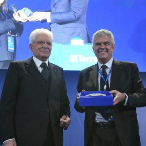 Terna, inaugurato alla presenza di Mattarella l'elettrodotto sottomarino tra Italia e Montenegro VIDEO
