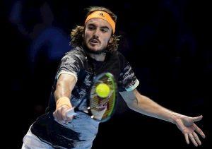 Tennis, Atp Finals: Stefanos Tsitsipas trionfa a Londra su Dominic Thiem