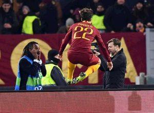 Serie A 11 giornata risultati gol Juventus Torino Bologna Inter Roma Napoli Zaniolo