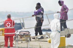 Alan Kurdi fa sbarcare 88 migranti a Taranto: 21 resteranno in Italia