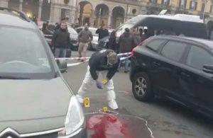 Alessandria, un uomo è stato sgozzato in piazza Garibaldi durante la fiera di San Baudolino