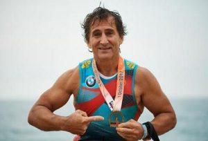 Alex Zanardi, Ansa