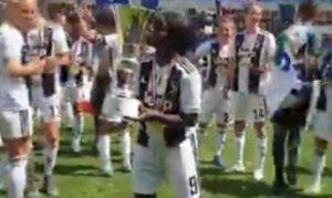 Aluko lascia Juventus: Razzismo? Torino arretrata, trattata come Escobar
