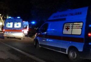 Ambulanza, Ansa