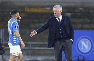 Napoli, Insigne: multi calciatori, Lorenzo salta Liverpool...