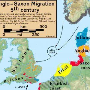 """Anglosassone: storica irlandese vuole bandire il termine. """"Lo usano i suprematisti bianchi"""""""