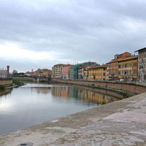 Pisa, Ansa