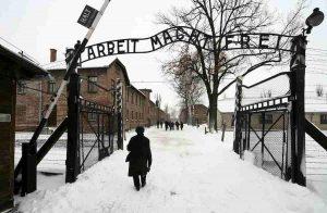Auschwitz è diventato di parte, Bingo! Par condicio tra nazisti ed ebrei no?