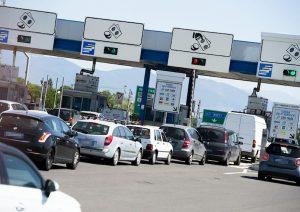 Personale autostrade in sciopero