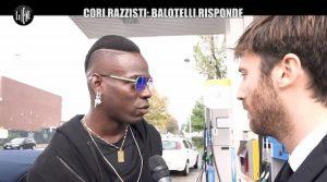 """Le Iene, Mario Balotelli sui cori razzisti: """"Poche teste di c…"""". Poi incontra un tifoso del Verona"""