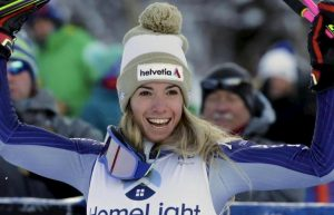 Trionfo azzurro nella Coppa del Mondo di sci: Bassino prima, Brignone seconda