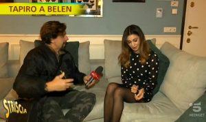 """Belen Rodriguez: """"Flirt con Andrea Damante? Volevano rovinare la mia famiglia"""""""