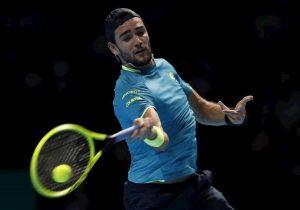 ATP Finals Berrettini crolla contro Djokovic all esordio a Londra