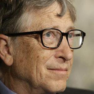 Bill Gates, Ansa